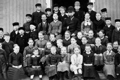 Sagbruket skole 1882
