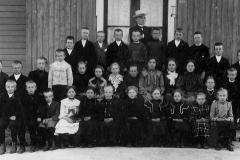 Sagbruket skole 1905