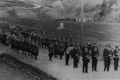 Sagenemusikken på Vesthagen 17.mai 1924