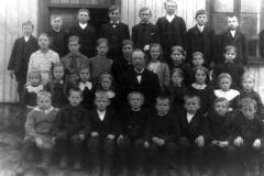 Sannes skole 1915