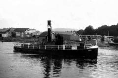 Slepebåten «Stærk» 1924
