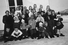 Søndagsskolen på Berget 1946