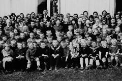 Søndagsskolen ved Fen Bedehus 1924-25