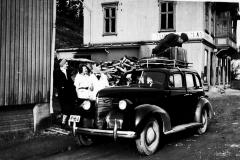 Storhandel på Tvara etter krigen
