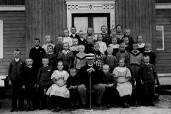 Tjostolfsen_Sagene skole 1920-tallet