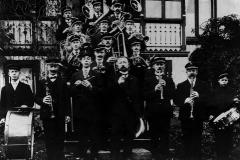 Ulefos Musikforening ca. 1907