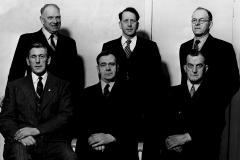 Ulefoss Forbruksforening Styret 1953
