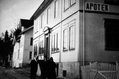 Ulefoss apotek ca. 1930
