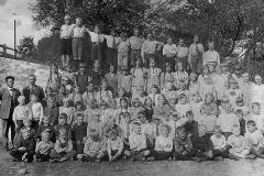 Ulefoss skole 1928 (I)