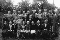 Ulefoss skole 1937