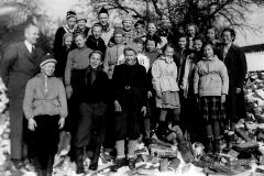 Ulefoss skole 1949-50