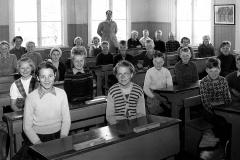 Ulefoss skole 4.+5. kl 1953
