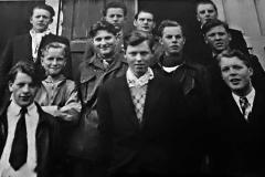 Ulefoss tekniske aftenskole 1952