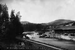 Ulefossen 1880