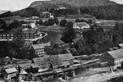 Utsikt fra Dambakke