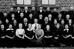 Verket skole 1913 gr. I