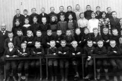 Verket skole 1917 gr. I
