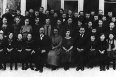 Verket skole 1922