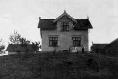 Vollan på Vesthagen omkring 1930