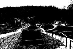 Vrangfoss sluser 1920