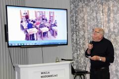 Holla Historielags 40-års-markering i 2018