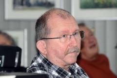 Møte med Gard Strøm om nettstedet «Gamle Holla»