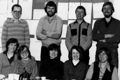 Ulefoss Skole lærerne 1980