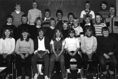 Ulefoss skole klasse 6B 1980