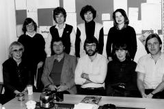 Ulefoss skole lærerne 1983