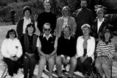 Ulefoss skole lærerne 1990