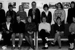 Ulefoss skole lærerne 1992
