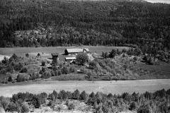 Valebø, Borstad