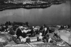 Telemark landbruksskole, Søve